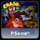 Portada oficial de de Crash Bandicoot 2 PSN para PS3