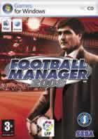 Portada oficial de de Football Manager 2008 para PC