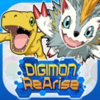 Portada oficial de Digimon ReArise para Android