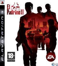 Portada oficial de El Padrino 2 para PS3