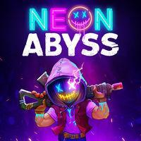 Portada oficial de Neon Abyss para Switch