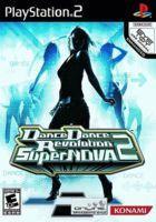 Portada oficial de de Dance Dance Revolution SuperNOVA 2 para PS2