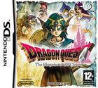 Portada oficial de de Dragon Quest: The Chapters of the Chosen para NDS