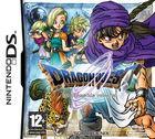 Portada oficial de de Dragon Quest: La Prometida Celestial para NDS
