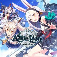 Portada oficial de Azur Lane: Crosswave para PS4