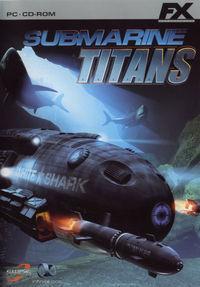 Portada oficial de Submarine Titans para PC