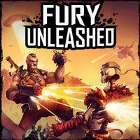 Portada oficial de Fury Unleashed para Switch