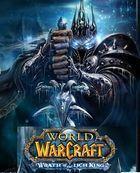 Portada oficial de de World of Warcraft: Wrath of the Lich King para PC