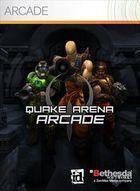 Portada oficial de de Quake Arena Arcade XBLA para Xbox 360