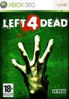 Portada oficial de de Left 4 Dead para Xbox 360
