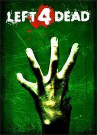 Portada oficial de Left 4 Dead para PC