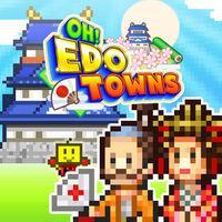 Portada oficial de Oh!Edo Towns para Switch