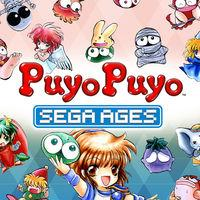 Portada oficial de Sega Ages: Puyo Puyo para Switch
