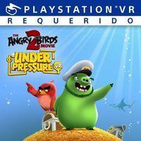 Portada oficial de The Angry Birds Movie 2 VR: Under Pressure para PS4