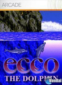 Portada oficial de Ecco the Dolphin XBLA para Xbox 360