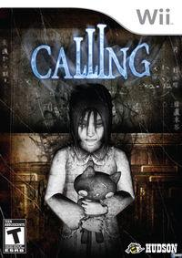 Portada oficial de Calling para Wii