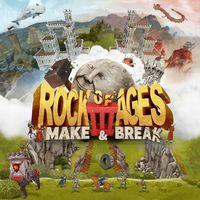 Portada oficial de Rock of Ages 3: Make & Break para PS4
