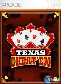 Portada oficial de Texas Cheat 'EM XBLA para Xbox 360