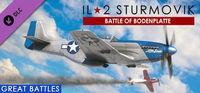 Portada oficial de IL-2 Sturmovik: Battle of Bodenplatte para PC