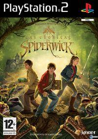 Portada oficial de The Spiderwick Chronicles para PS2