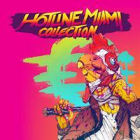 Portada oficial de Hotline Miami Collection para Switch