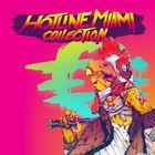 Portada oficial de de Hotline Miami Collection para Switch