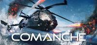 Portada oficial de Comanche para PC