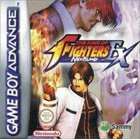 Portada oficial de King of Fighters para Game Boy Advance