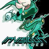 Portada oficial de Invisigun Reloaded para Switch