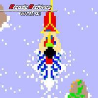 Portada oficial de Arcade Archives WATER SKI para Switch