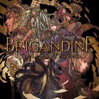 Portada oficial de Brigandine: The Legend of Runersia para PS4