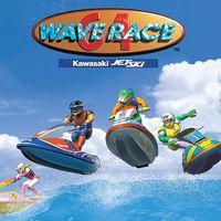 Portada oficial de Wave Race 64 CV para Wii