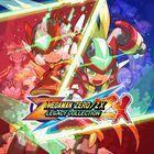 Portada oficial de de Mega Man Zero/ZX Legacy Collection para PS4