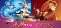 Portada oficial de Disney Classic Games: Aladdin and The Lion King para PC