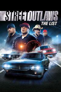 Portada oficial de Street Outlaws: The List para Xbox One