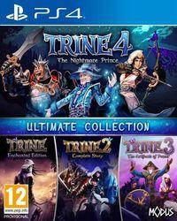 Portada oficial de Trine Ultimate Collection para PS4