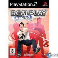 Portada oficial de RealPlay Racing para PS2