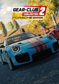 Portada oficial de Gear.Club Unlimited 2 Porsche Edition para Switch