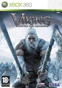 Portada oficial de Viking: Battle For Asgard para Xbox 360