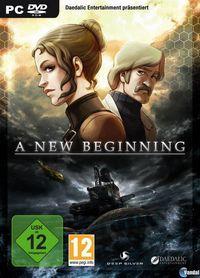 Portada oficial de A New Beginning para PC