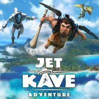 Portada oficial de Jet Kave Adventure para Switch