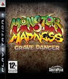 Portada oficial de de Monster Madness Grave Danger para PS3