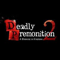Portada oficial de Deadly Premonition 2: A Blessing in Disguise para Switch