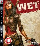Portada oficial de de WET para PS3