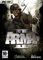 Portada oficial de de ArmA II para PC