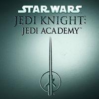 Portada oficial de Star Wars Jedi Knight: Jedi Academy para Switch