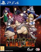Portada oficial de de Fairy Tail para PS4
