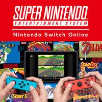 Portada oficial de Super Nintendo - Nintendo Switch Online para Switch