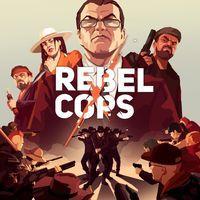 Portada oficial de Rebel Cops para PS4