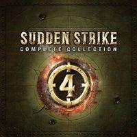 Portada oficial de Sudden Strike 4 Complete Collection para PS4